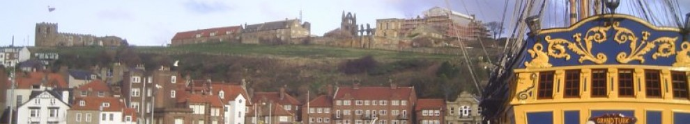 Cottages in Whitby